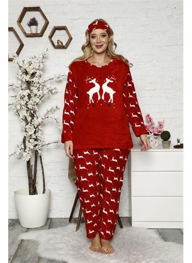 Nisanca Pijama Takım Pudra